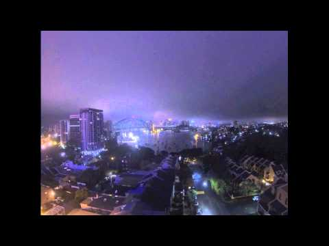 North Sydney Harbourview Hotel Timelapse