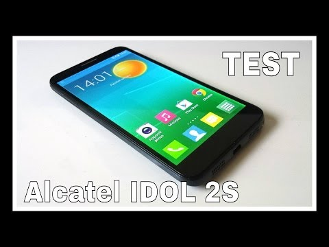 TEST High-Tech : smartphone ALCATEL One Touch Idol 2S
