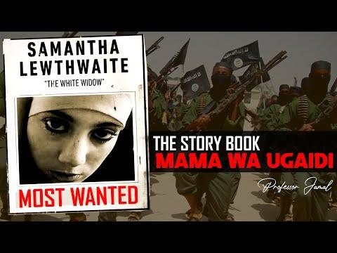 The Story Book Mjane Mweupe 'MAMA WA UGAIDI DUNIANI'