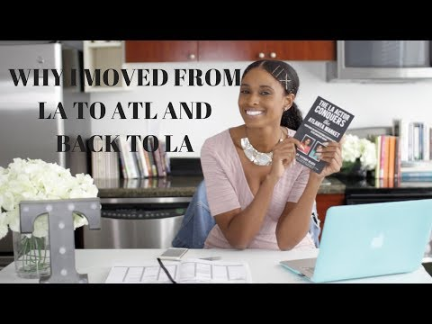 Tiffany Epiphanies: Why I moved from Los Angeles to Atlanta and then back to LA