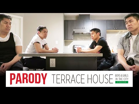 Terrace House Parody Summary | Boys & Girls In The City