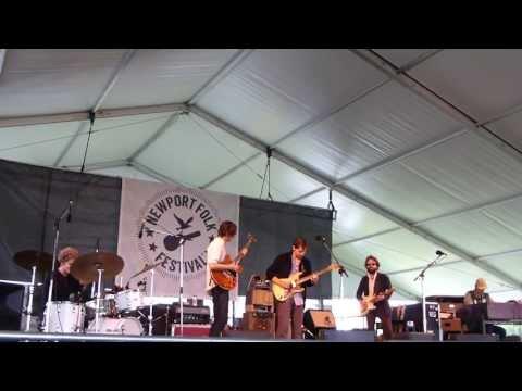 "Blake Mills (w/Dawes):  ""Curable Disease"" - Newport Folk Festival - 7.26.2013"