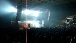 SEPULTURA - Refuse-Resist (CHAOS A.D. 1993) live in Bucharest 07.02.2009