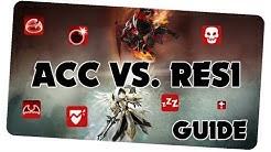 ACC & RESI richtig verstehen! Guide || Summoners war [German/Deutsch iOS Android APP]