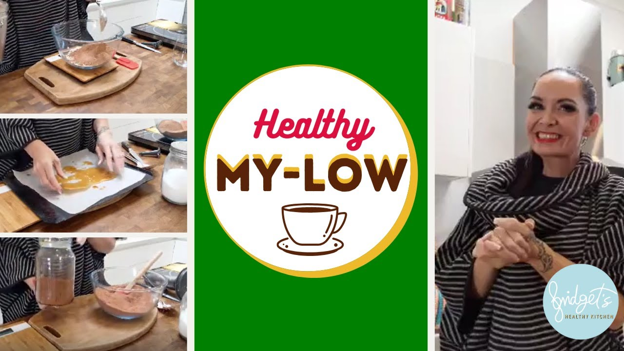 The BEST MILO (My-Low) Recipe | Sugar-Free + Gluten Free + Dairy Free | Bridget's Healthy Kitchen