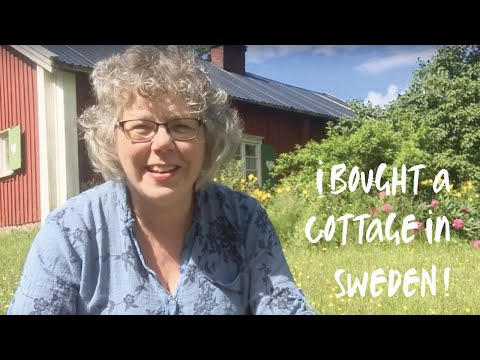 I BOUGHT A COTTAGE IN SWEDEN 🇸🇪 !