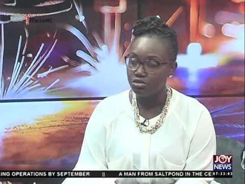 Ghana Club 100 Awards - AM Business on Joy News (17-8-16)