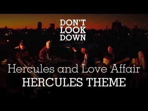 Hercules & The Love Affair - Hercules Theme - Don't Look Down