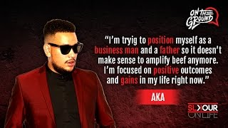 On The Ground Pt. 2: AKA On Being At The Pinnacle Of Our Generation Of Musicians