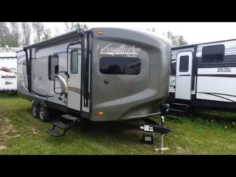 2016 ViewFinder Signature 24SD Ultra Lite Travel Trailer by Cruiser RV @ Camp-Out RV in Stratford