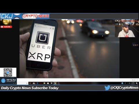Ripple XRP and other cryptocurrencies can now be credited to Uber app Mp3