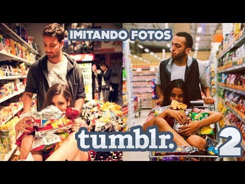 IMITANDO FOTOS TUMBLR DE CASAL 2! (ft. Dani Diz)