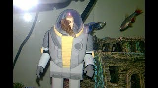Gi Joe Deep Six Figure Review and Scuba Testing