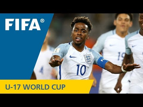Match 11: Chile v England – FIFA U-17 World Cup India 2017