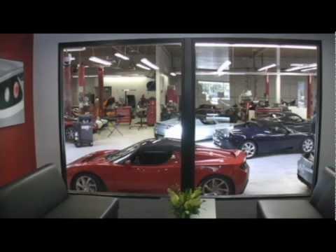 Tesla Of Menlo Park Dealership (2011)