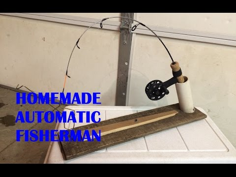 How To Make A Homemade Automatic Fisherman
