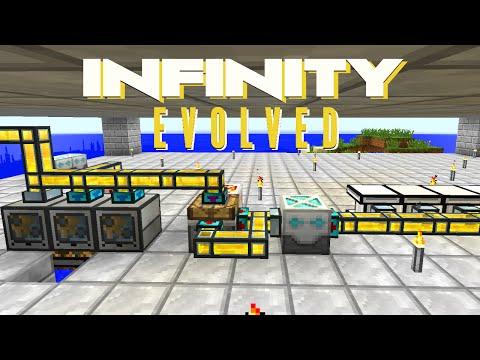 Minecraft Mods FTB Infinity Evolved - PLANT POWER [E29] (Modded Expert Mode)