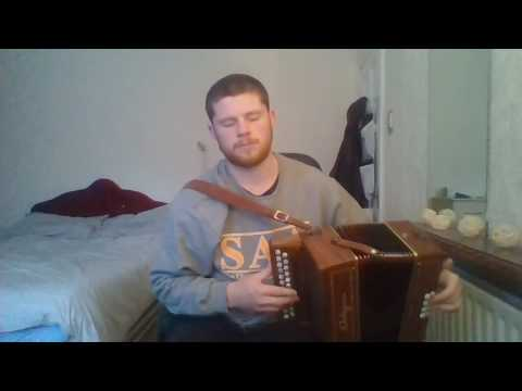The Connaughtman's Rambles (Jig) - Accordion Tune a Day - Day 16