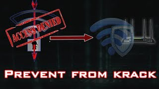How to protect your Wi Fi device from krack attack..........!!!!!!!!!!!!