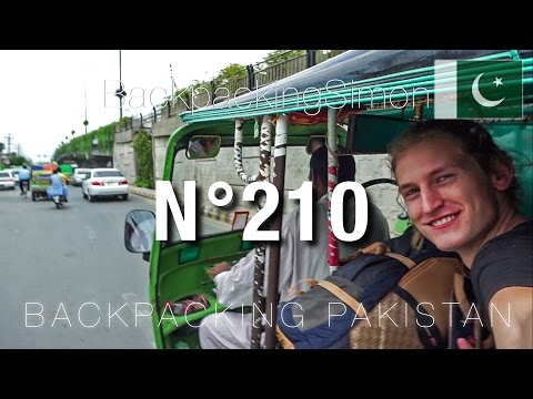 Ab nach Lahore! Pakistan / Weltreise Vlog / Backpacking #210
