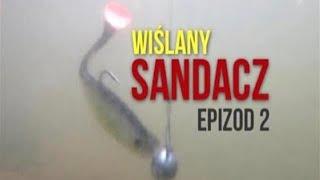 Jesienne polowanie na wiślanego sandacza, epizod 2 /przypony z fluorocarbonu/