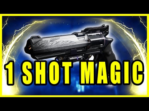 The Luckiest Exotic Weapon Ever Made - Destiny 2