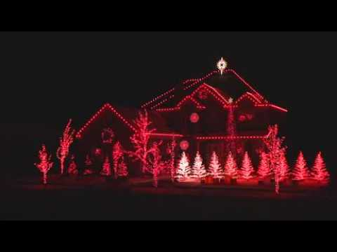winter wonderland computer controlled christmas lights youtube. Black Bedroom Furniture Sets. Home Design Ideas