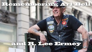 Remembering R. Lee Ermey and Art Bell