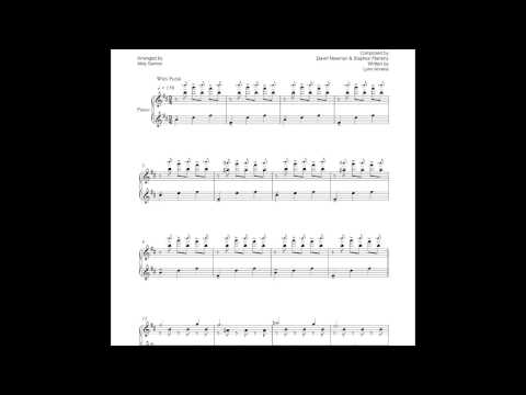 Once Upon a December - Anastasia (Piano) by Aldy Santos