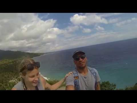 Tessie Winter in Indonesia (Kiwi Travels GoBro)