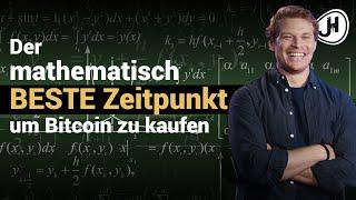 Der mathematisch beste Zeitpunkt um Bitcoin zu kaufen