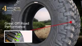Nitto Trail Grappler Tire