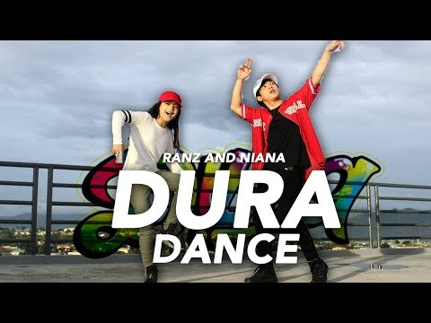 DURA - Daddy Yankee Siblings Dance | Ranz and Niana