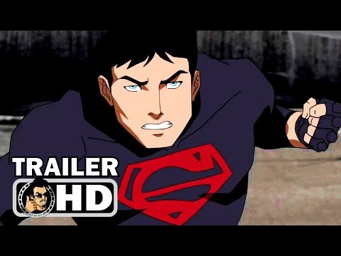 YOUNG JUSTICE OUTSIDERS Season 3 Comic Con Trailer (SDCC 2018) DCEU Series