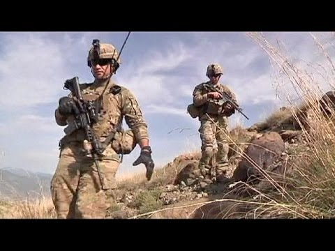 US troops 'to remain in Afghanistan until 2016'