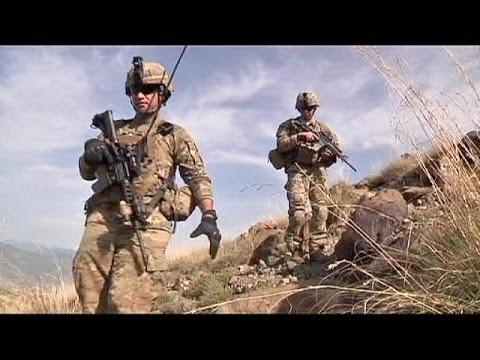 US troops 'to remain in Afghanistan until 2016'