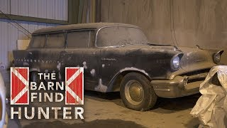 Rare Chevy Sedan Delivery, Boss 302, and a Mercury 1 ton pickup | Barn Find Hunter - Ep. 51