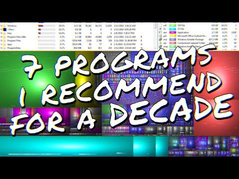 7 Programs I've Used for a Decade or More! - Top 7 Programs