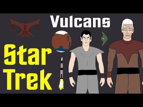 Star Trek: Vulcans