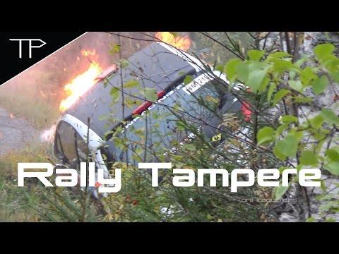 Varying stages - Pirelli Ralli 2016