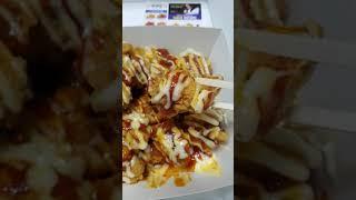 음식 먹기전 영상 슈프림 골드 양념치킨