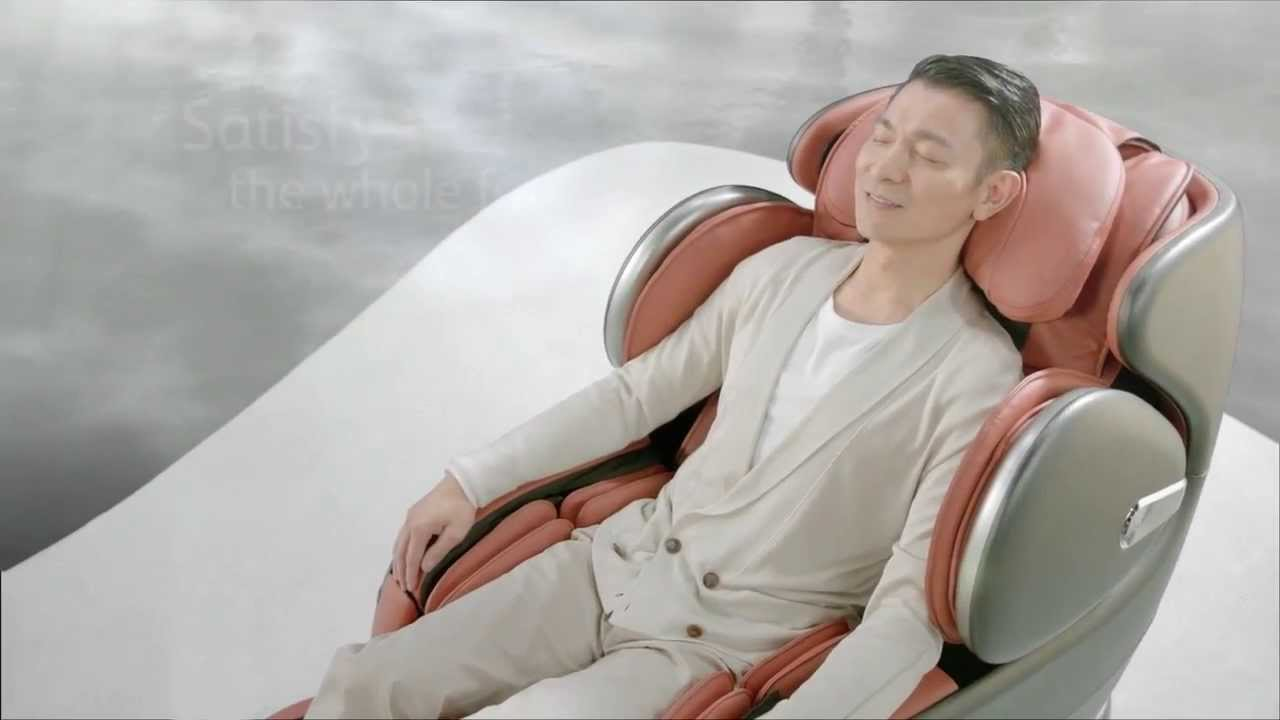 Endless Massage Pleasure with OSIM uInfinity Massage Chair ...