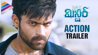 Mister Movie Action Trailer | Varun Tej | Lavanya Tripathi | Hebah Patel | Prudhvi Raj | #Mister