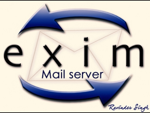 how to install Exim Mail Server on  centos