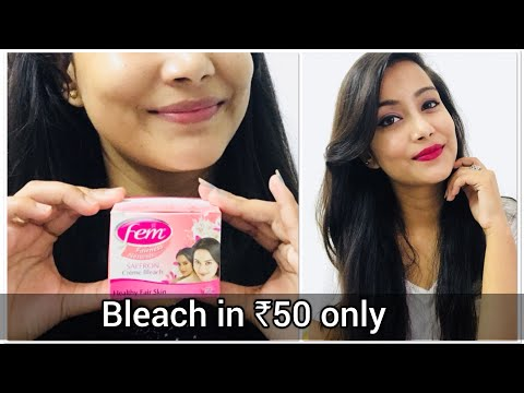 Fem Bleach Review | Works MAGICALLY | How to Apply ? | When to Apply ? |