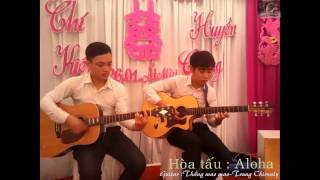 Guitar solo ALOHA (Mình yêu nhau nhé anh!)