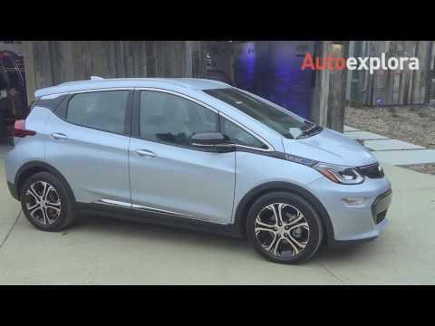 Chevrolet Bolt: Lo que debes saber de este auto 100% electrico