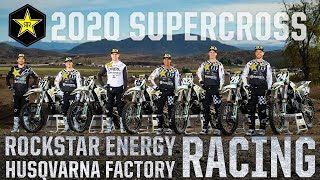 2020 SUPERCROSS | Rockstar Energy Husqvarna Factory Racing