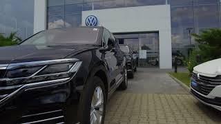 Touareg Driving Experience. Testand noul SUV de la Volkswagen.