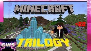 The Minecraft Trilogy (MWM) - #22 - Ender Quarry 2000x2000